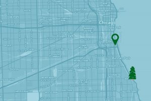 Google Map to McCormick Convention Center