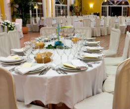 Chicago wedding package hall